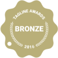Tagline awards bronze 2016