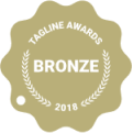 Tagline awards bronze 2018