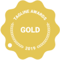 Tagline awards gold 2019