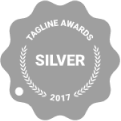 Tagline awards silver 2017