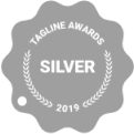 Tagline awards silver 2019